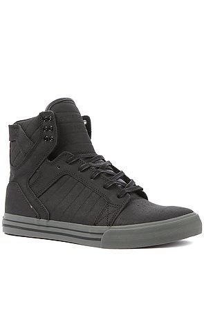 Click to Shop Supra the TUF Muska Skytop Sneaker in Black
