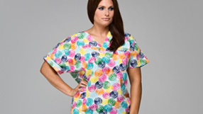 Green Town Medical Scrubs