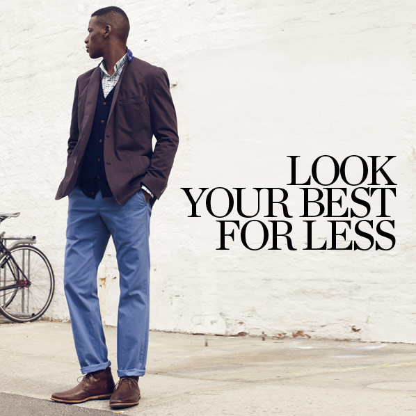 LOOK YOUR BEST FOR LESS