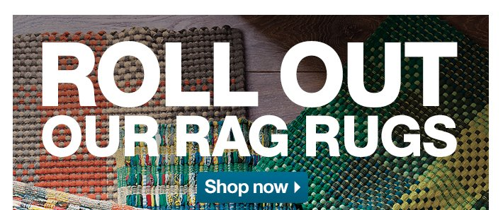 Roll Out our Rag Rugs