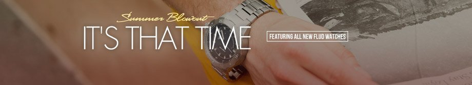 Click to shop FLUD Watches