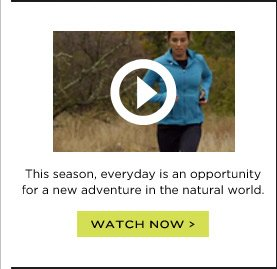 This season, everyday is an opportunity for a new adventure in a natural world. - Watch Now