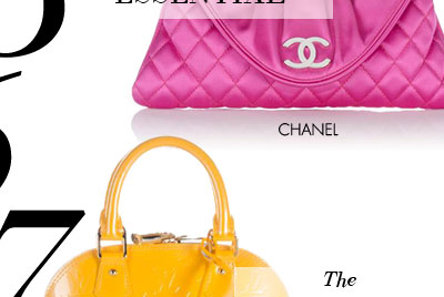 THE SATIN EVENING ESENTIAL - CHANEL
