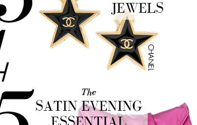 THE STAR STUDDED JEWELS - CHANEL