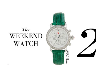 THE WEEKEND WATCH - MICHELE