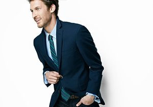 Trim & Tailored: Suits & Jackets