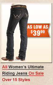 Womens Ultimate Riding Jeans