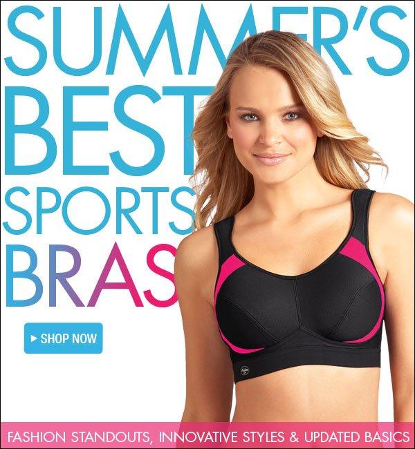 Shop Sports Bras
