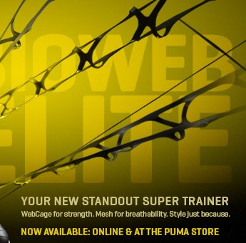 YOUR NEW STANDOUT SUPER TRAINER