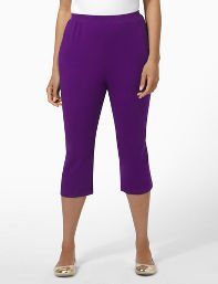 Suprema Knit Capri