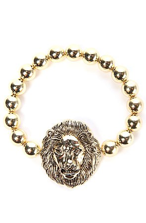 Click to Shop the King of the Jungle Bracelet