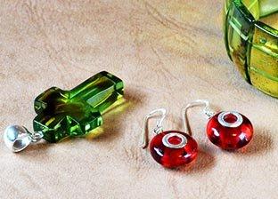Amazing Handmade Caribbean Amber Jewelry