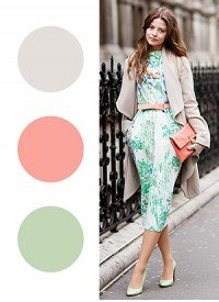 Color 101: Cool Combos That Are Perfect For Summer