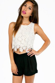 FLOWER PATCH KID TOP 29