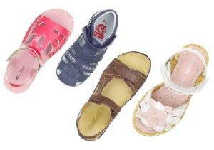 Summer Fun: Kids' Sandals