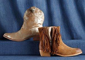 Vintage Inspiration: Boots & More