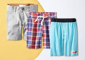 Up to 85% Off: Boys' Summer Shorts