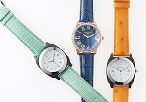 Trend Watch: Colorful Leather Straps