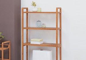 Stay Organized: Bathroom Edition