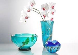 Color Burst: Hand-Blown Art Glass