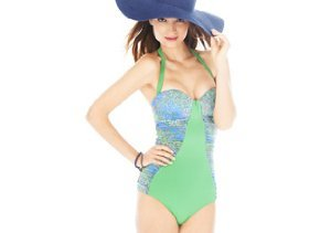 $24 & Up: One-Piece Swimsuits