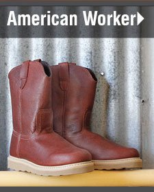 Shop American Worker Boots