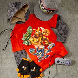 Level Up: Video Game Apparel