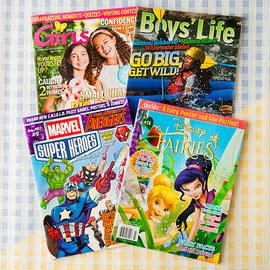 Mailbox Must-Haves: Kids' Magazines