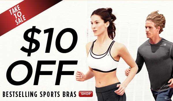 SHOP Bestselling Sports Bras