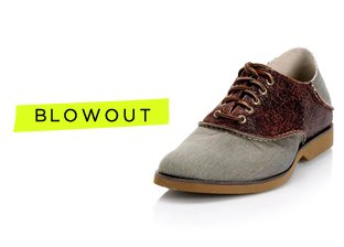 Mid-Year Blowout: Men's Accessories & Shoes