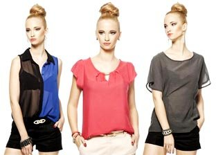 Passion for Fashion: Women's Apparel from $19
