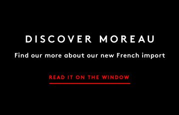 A historic French leather goods company gets a new life: Introducing Moreau.