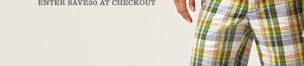 Enter SAVE30 at checkout