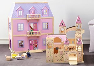 $15 & Up: Girls' Toy Shop