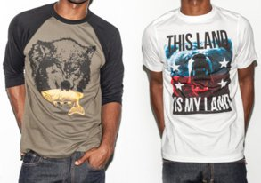 Shop Get Graphic: New Tanks & Tees