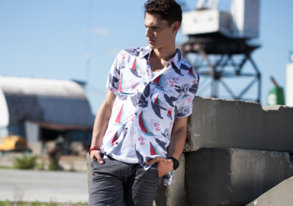 Shop Ambiguous: New S/S Wovens & More