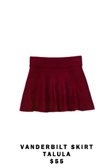 Vanderbilt Skirt