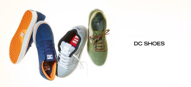 DC SHOES, Event Ends July 25, 9:00 AM PT >