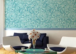 Switch It Up: Removable Murals