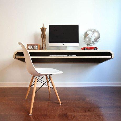 Minimal Float Desk