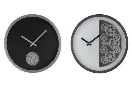 Gingko Eco Wall Clocks