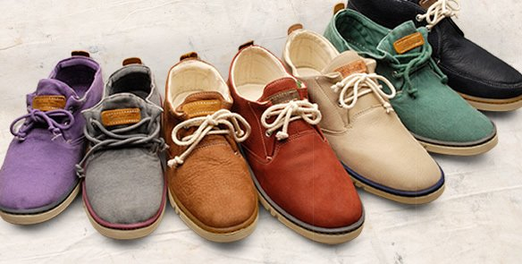 Put a little color in your step. Shop Men