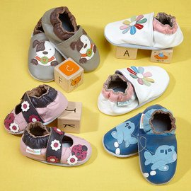 Happy Feet: Infant Booties