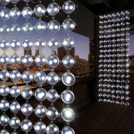 Bubbles Lighting Screen