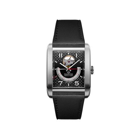 Marvin DN8 Gent Automatic M114 // Stainless Steel