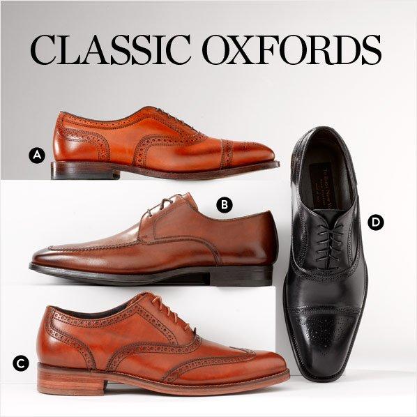 CLASSIC OXFORDS