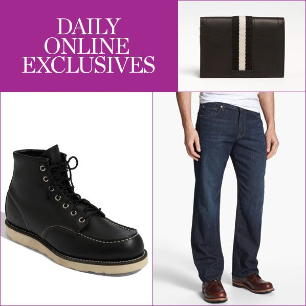 DAILY ONLINE EXCLUSIVES