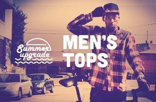Summer Upgrade : Men's Tops