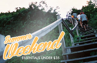 Summer Weekend Essentials Under $35
