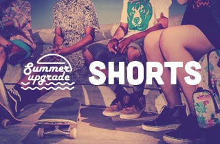 Summer Upgrade : Shorts
